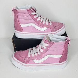 Van's Sk8-Hi Pink